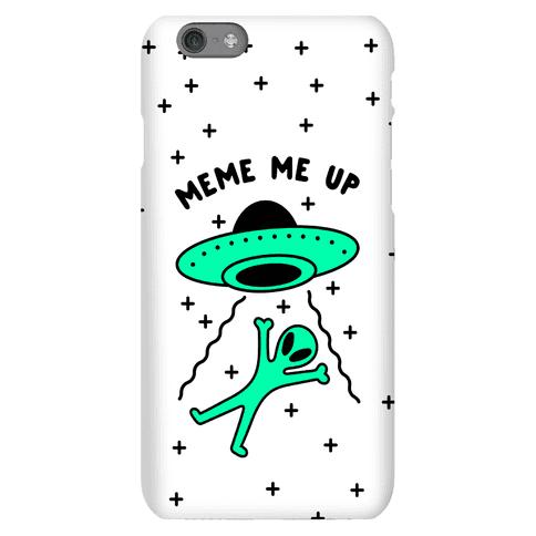 Meme Me Up Phone Case