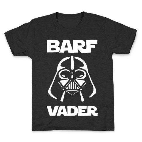 Barf Vader Kids T-Shirt
