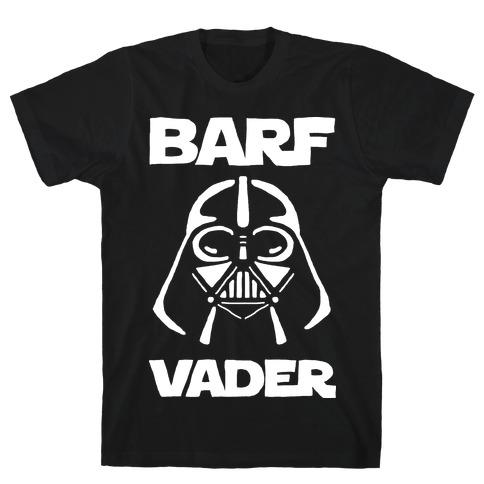 Barf Vader T-Shirt