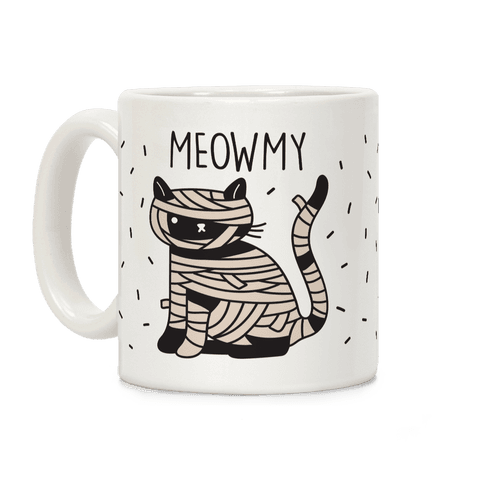 Meowmy Coffee Mug
