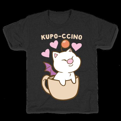 Kupo-ccino - Moogle Kids T-Shirt