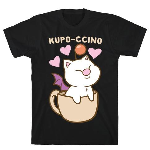 Kupo-ccino - Moogle Mens T-Shirt