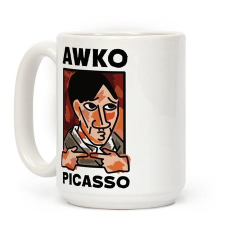 Awko Picasso Coffee Mug