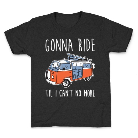 Old Town Road Trip Kids T-Shirt