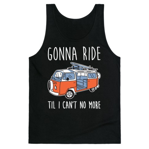 Old Town Road Trip Tank Top
