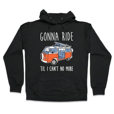 Old Town Road Trip Hooded Sweatshirt