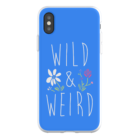 Wild & Weird Phone Flexi-Case
