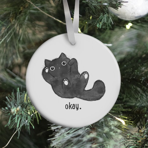 Sassy Cute Animals Ornament
