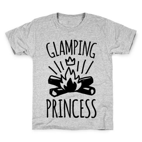 Glamping Princess Kids T-Shirt