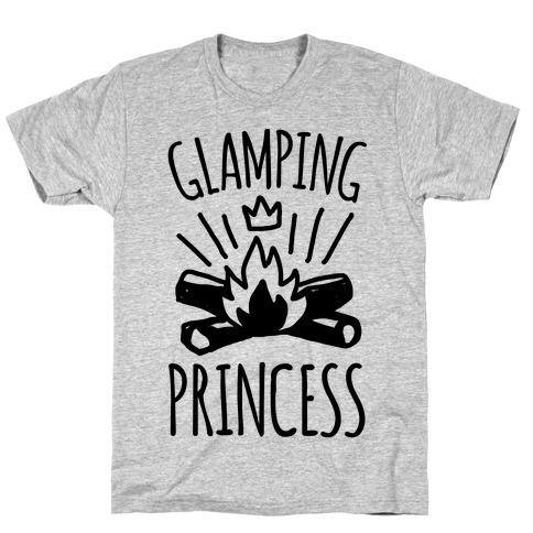 Glamping Princess T-Shirt