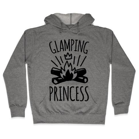 Glamping Princess Hooded Sweatshirt