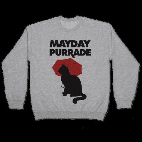 Mayday Purrade Pullover