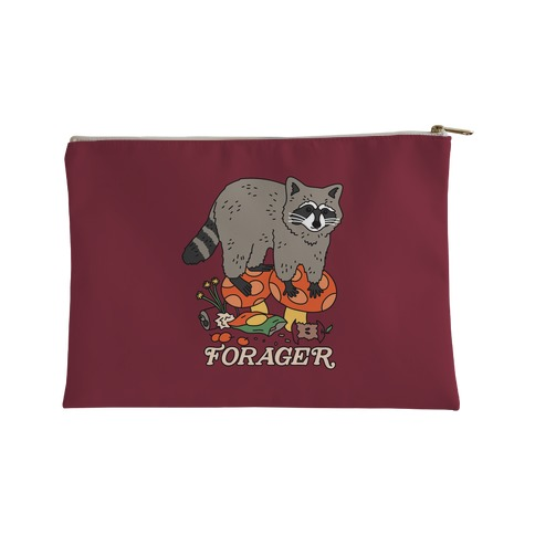 Forager Raccoon Accessory Bag