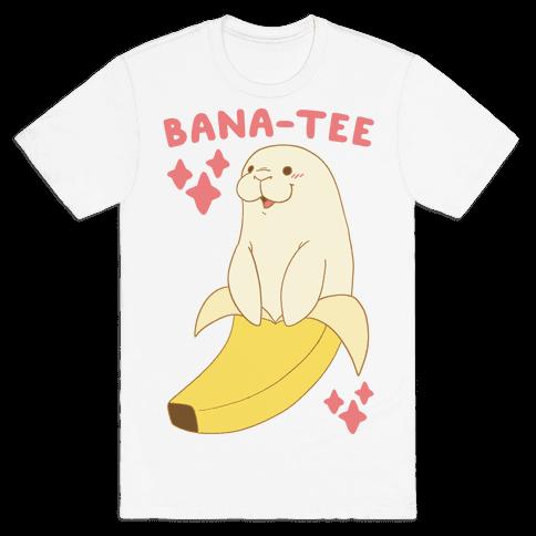 Bana-tee - Manatee Mens T-Shirt