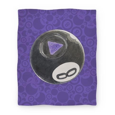 Nihilist 8-Ball Blanket