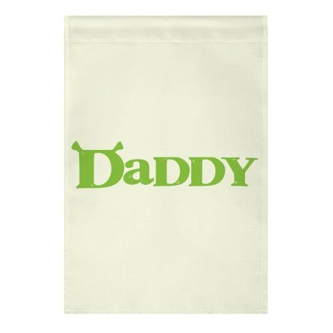 Daddy Garden Flag
