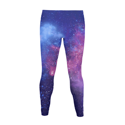 Galaxy Print Women's Legging