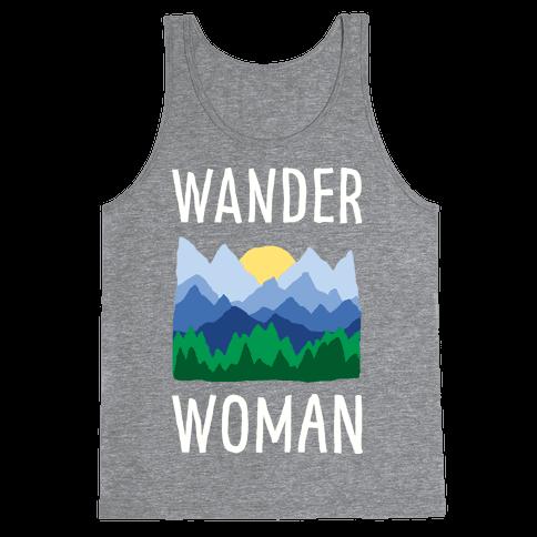 Wander Woman Tank Top