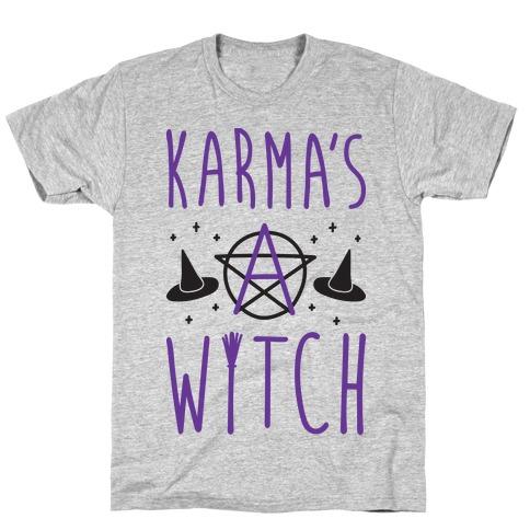 Karma's A Witch T-Shirt