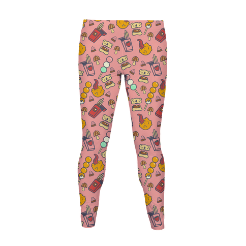 Japanese Snacks and Candy Women's Legging