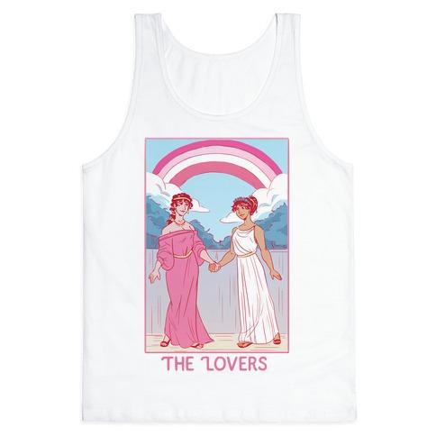 The Lovers - Sappho Tank Top