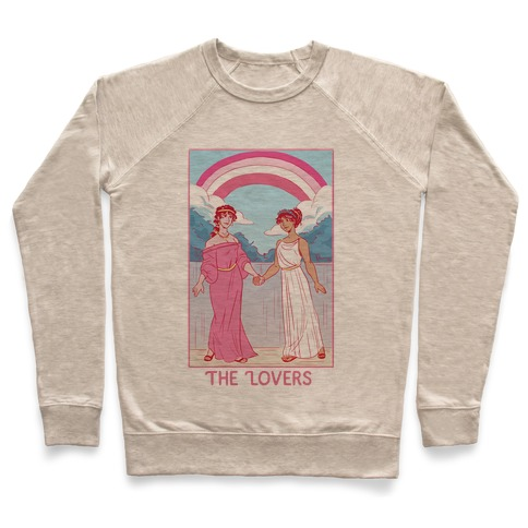 The Lovers - Sappho Pullover