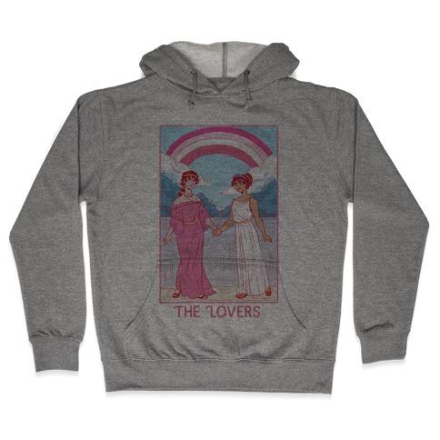 The Lovers - Sappho Hooded Sweatshirt