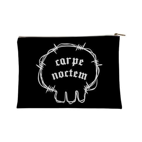 Carpe Noctem (black)  Accessory Bag