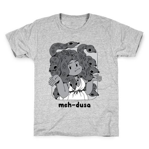 MEH-dusa Kids T-Shirt