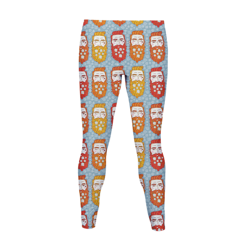 Boys With Beards  Women's Legging