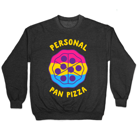 Personal Pan Pizza Pullover