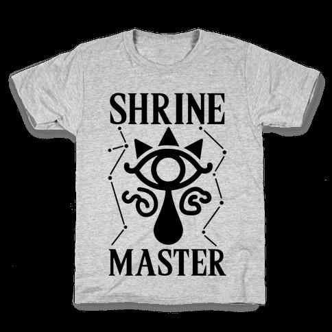 Shrine Master Kids T-Shirt
