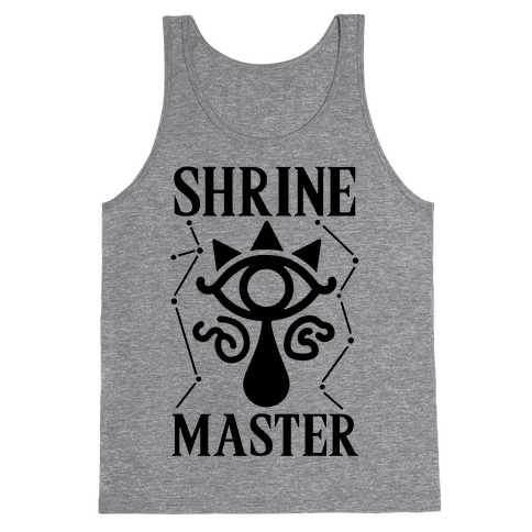 Shrine Master Tank Top