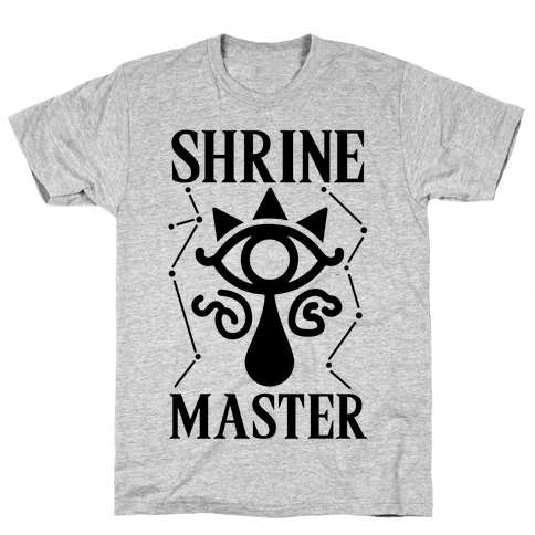 Shrine Master Mens T-Shirt