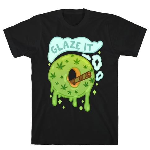 Glaze It Donut T-Shirt