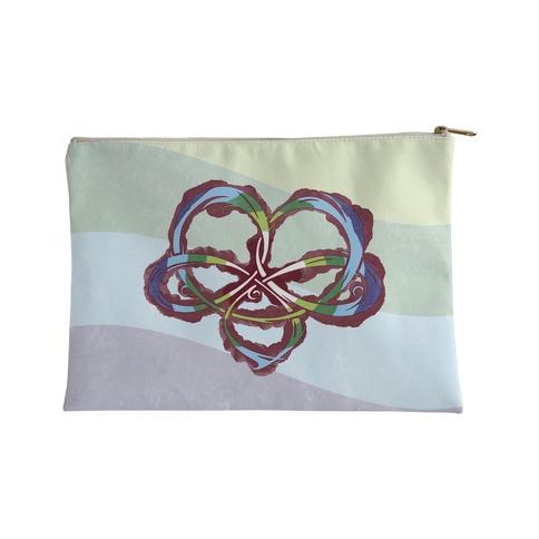 Polyamory Knot Accessory Bag