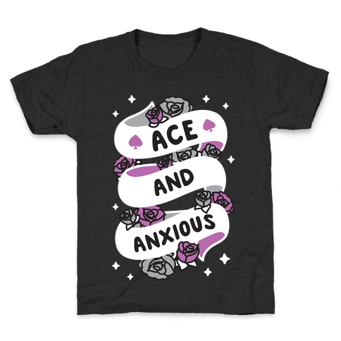 Ace And Anxious Kids T-Shirt