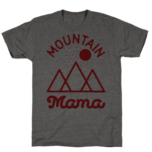 Mountain Mama Red