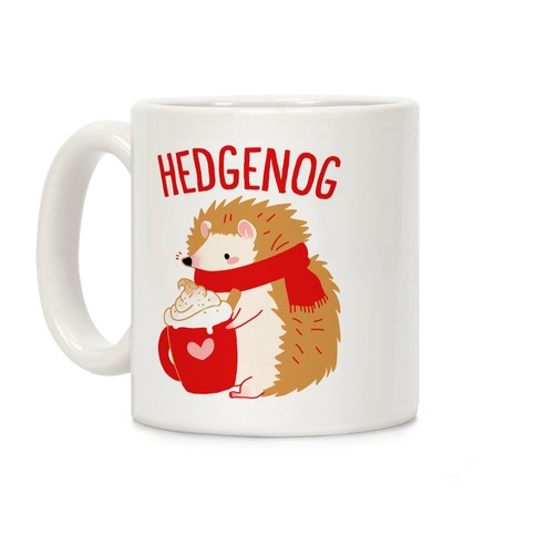Hedgenog Coffee Mug