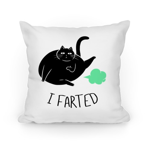 I Farted Pillow