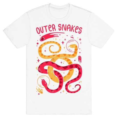 Outer Snakes T-Shirt
