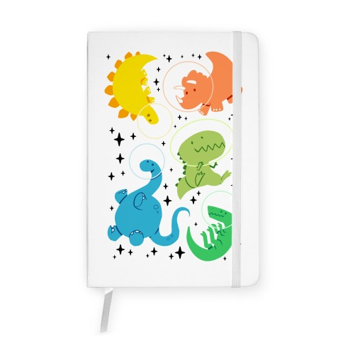 Space Dinos Notebook