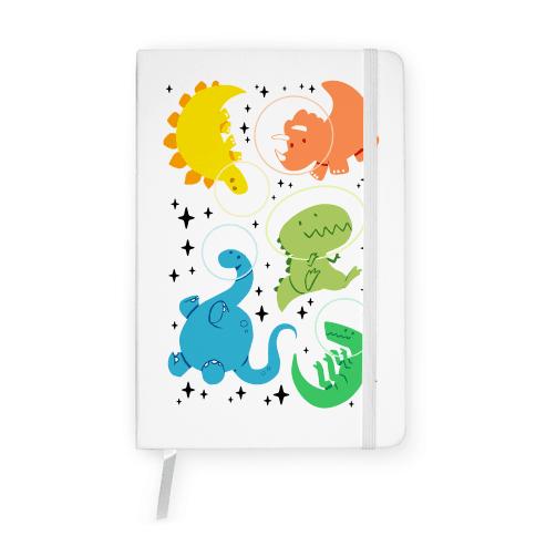 Space Dinos Notebook