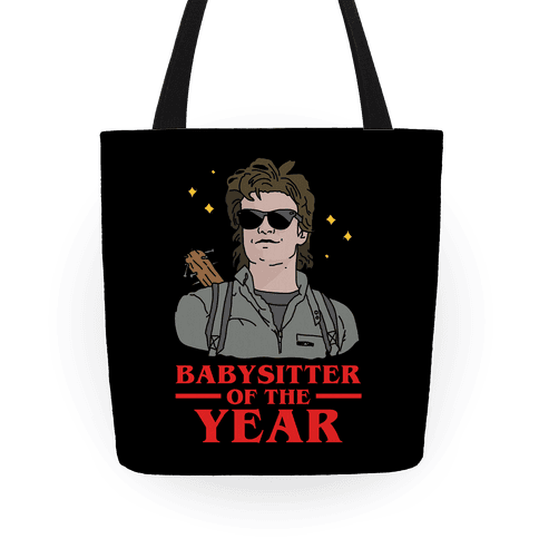 Babysitter of the Year Tote
