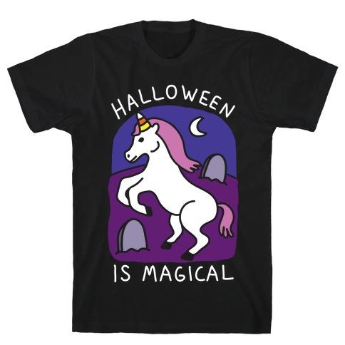 Halloween Is Magical T-Shirt