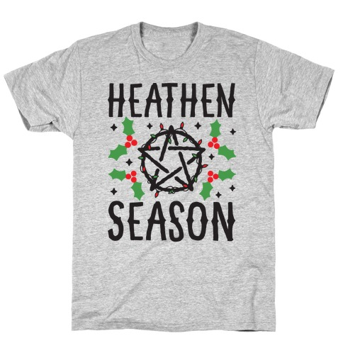 Heathen Season Christmas T-Shirt