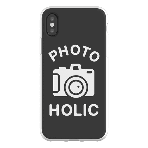 Photoholic Phone Flexi-Case