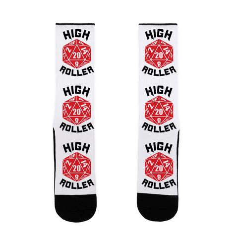 High Roller Sock