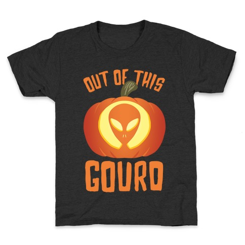 Out Of This Gourd Kids T-Shirt