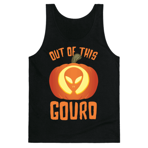 Out Of This Gourd Tank Top